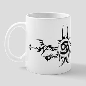 Tribal Cancer Design Mug