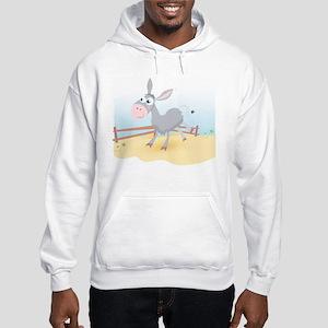 Happy Donkey - Hooded Sweatshirt