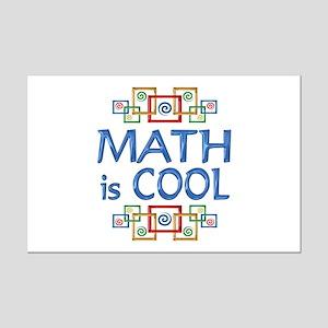 Math is Cool Mini Poster Print