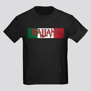 Italiano Kids Dark T-Shirt