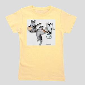 kittyBand4 T-Shirt