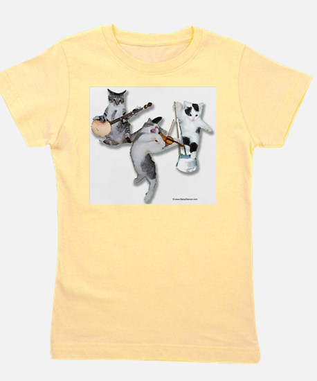 kittyBand4 T-Shirt