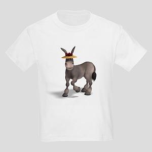 Stylish Donkey - Kids T-Shirt