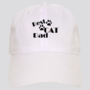 Best Cat Dad Cap