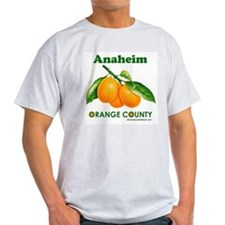 Anaheim, Orange County Light T-Shirt