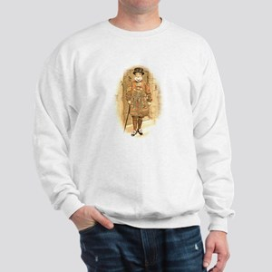 Beefeater, Antique Illustration Sweatshirt