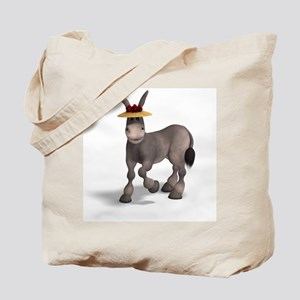 'Stylish Donkey' Tote Bag