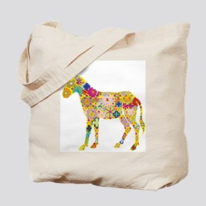 'Pretty Donkey' Tote Bag