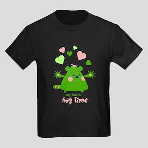 Hug Time Kids Dark T-Shirt