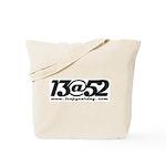 13@52 Tote Bag