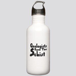 Geologists Know Schist Stainless Water Bottle 1.0L