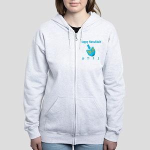 Dreidel Women's Zip Hoodie