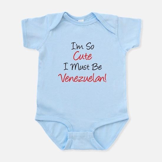 So Cute Venezuelan Infant Bodysuit