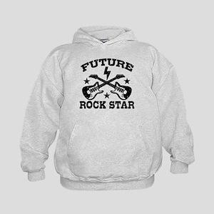 Future Rock Star Kids Hoodie