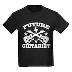 Future Guitarist Kids Dark T-Shirt