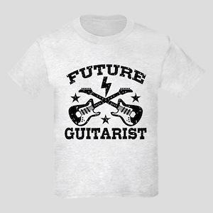Future Guitarist Kids Light T-Shirt