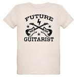 Future Guitarist Organic Kids T-Shirt