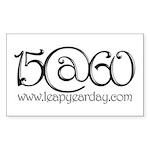 15@60 Sticker (Rectangle)