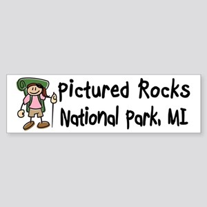 Pictured Rocks Nat Park (Girl)