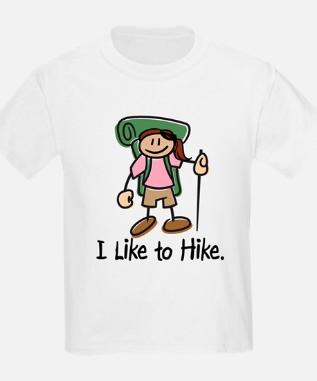Pictured Rocks Nat Park (Girl) T-Shirt