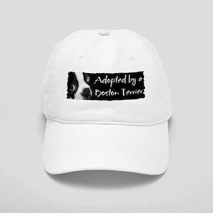 BLUE EYED BOSTON TERRIER Cap