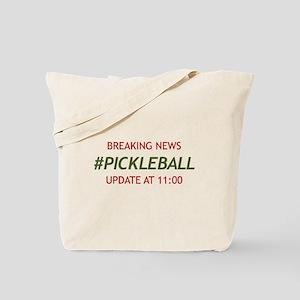 #PICKLEBALL Tote Bag