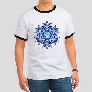 Snowflake 12 Ringer T