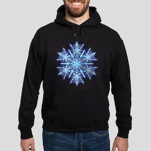 Snowflake 12 Hoodie (dark)