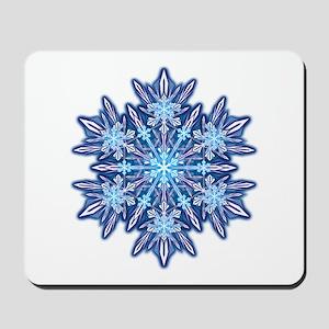 Snowflake 12 Mousepad