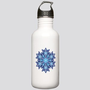 Snowflake 12 Stainless Water Bottle 1.0L