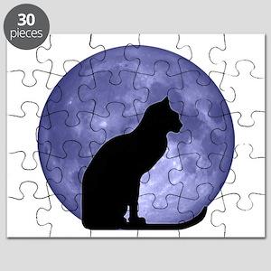 Cat & Moon Puzzle