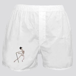 The Dancing Skeleton Boxer Shorts