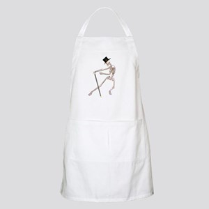 The Dancing Skeleton Apron