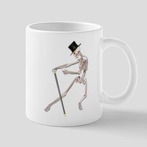 The Dancing Skeleton Mug