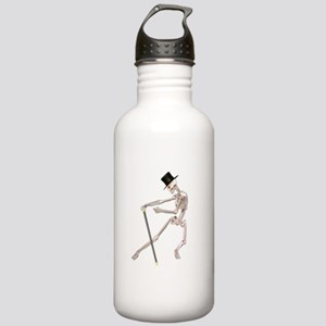 The Dancing Skeleton Stainless Water Bottle 1.0L