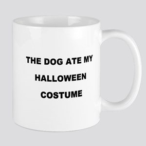 The Dog Ate My Halloween Costume! Mug