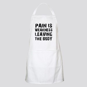Cool fitness design Apron