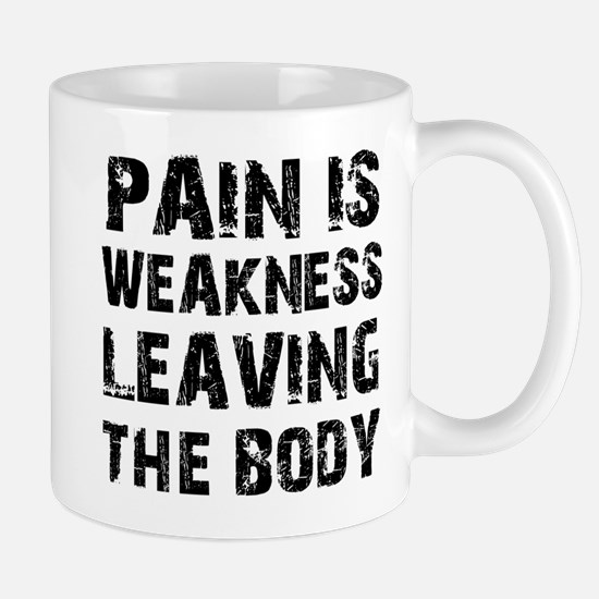 Cool fitness design Mug