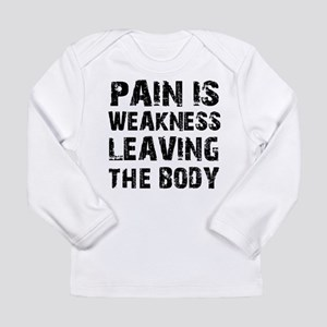 Cool fitness design Long Sleeve Infant T-Shirt