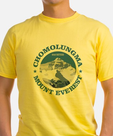 Chomolungma (Mount Everest) T-Shirt