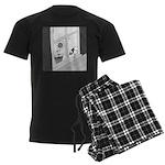 Summer Love (no text) Men's Dark Pajamas