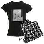 Summer Love (no text) Women's Dark Pajamas