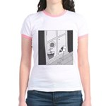 Summer Love (no text) Jr. Ringer T-Shirt