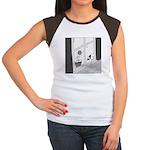 Summer Love (no text) Women's Cap Sleeve T-Shirt