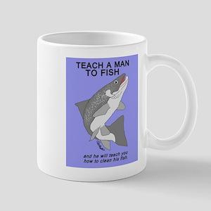 Clean Fish Mug