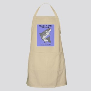 Clean Fish Apron