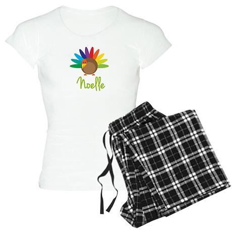 Noelle the Turkey Women's Light Pajamas