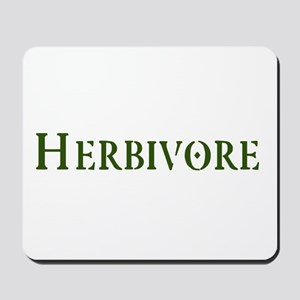 Herbivore Mousepad