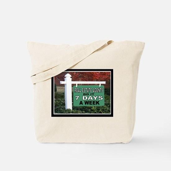 Unique Brokers Tote Bag