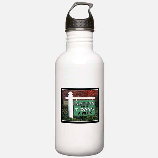 Unique For sale signs Water Bottle